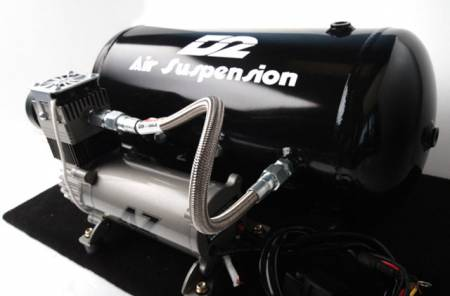 D2 Racing - D2 Racing Air Suspension Kit: Scion xB 2008 - 2015 (xB2)