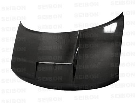 Seibon - Seibon SC Carbon Fiber Hood: Scion xB 2004 - 2006