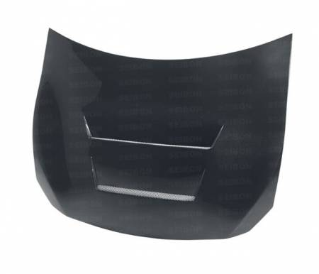Seibon - Seibon DV Carbon Fiber Hood: Scion FR-S 2013 - 2016