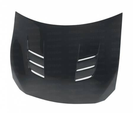 Seibon - Seibon TS Carbon Fiber Hood: Scion FR-S 2013 - 2016