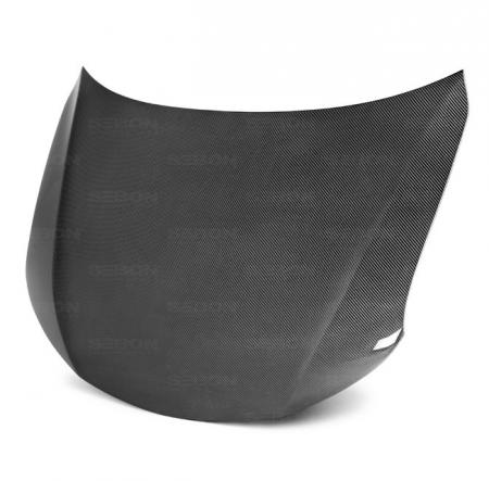 Seibon - Seibon OEM Carbon Fiber Hood: Scion tC 2014 - 2016 (tC2)