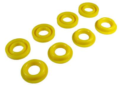 Whiteline - Whiteline Rear Crossmember Mount Insert Bushings: Scion FR-S 2013-2016; Toyota 86 2017-2018; Subaru BRZ 2013-2018