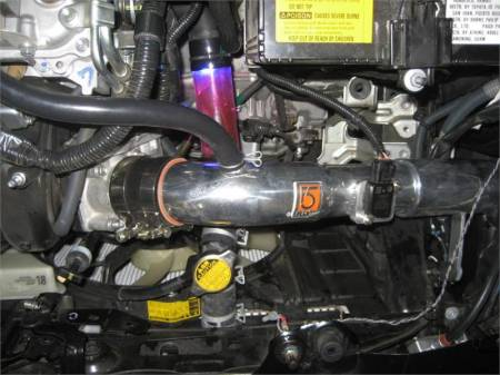 Killerglass - Killerglass Upper Radiator Hose: Scion xD 2008 - 2014