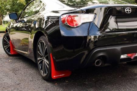 Rally Armor - Rally Armor Mud Flaps: Scion FR-S 2013 - 2016; Subaru BRZ 2013-2018