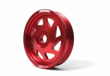 Perrin - Perrin Lightweight Crank Pulley: Scion FR-S 2013 - 2016; Subaru BRZ 2013-2018