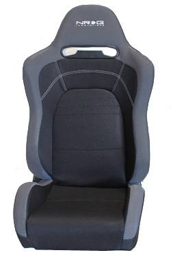 NRG Innovations - NRG Innovations Evo Style Racing Seats