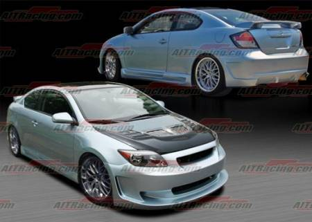 AIT Racing - AIT Racing KS Body Kit: Scion tC 2005 - 2010