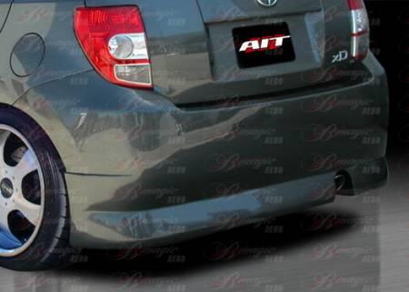 AIT Racing - AIT Racing PRESIDENTE Series Rear bumper: Scion xD 2008 - 2014