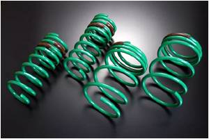 Tein - Tein Stech Lowering Springs: Scion tC 2011 - 2016 (tC2)