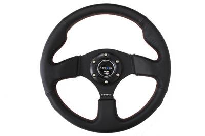 NRG Innovations - NRG Innovations Race Series Steering Wheel (320mm)