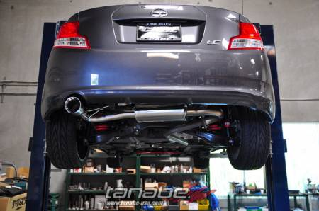 Tanabe - Tanabe Medalion Touring Exhaust System: Scion tC 2011 - 2016 (tC2)