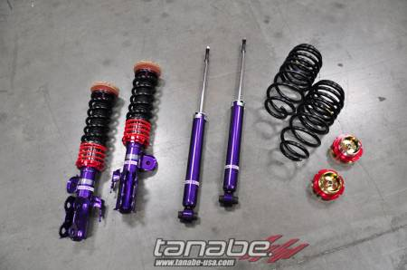 Tanabe - Tanabe Sustec Pro SO-C Coilovers: Scion xB 2008 - 2015 (xB2)