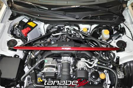 Tanabe - Tanabe Sustec Front Strut Bar: Scion FR-S 2013 - 2016