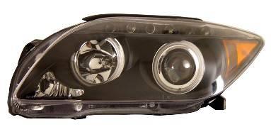 Eagle Eyes - Eagle Eyes Dual Halo Projector Headlights: Scion tC 2005 - 2010