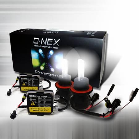 Onex - Onex HID Conversion Kit - ALL Scion Models iQ tC tC2 xA xB xB2 xD