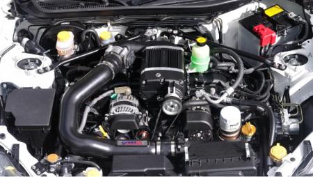 Sprintex - Sprintex Supercharger: Scion FR-S 2013-2016; Toyota 86 2017-2020; Subaru BRZ 2013-2020