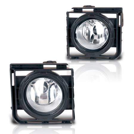 Winjet - Winjet Fog Lights: Scion xB 2011 - 2014 (xB2)