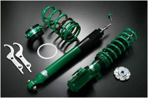 Tein - Tein Street Advance Z Coilovers: Scion xD 2008 - 2014