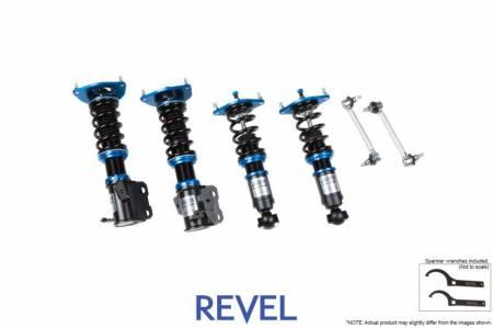 Revel Touring Sport Coilovers: Scion FR-S 2013-2016; Toyota 86 2017-2018; Subaru BRZ 2013-2018