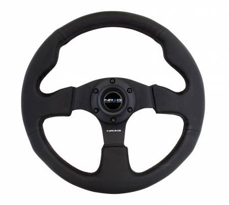 NRG Innovations - NRG Innovations RST-012 Race Series Steering Wheel (320mm)