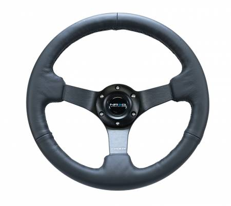 "NRG Innovations - NRG Innovations RST-033 3"" Deep Dish Steering Wheel (330mm)"