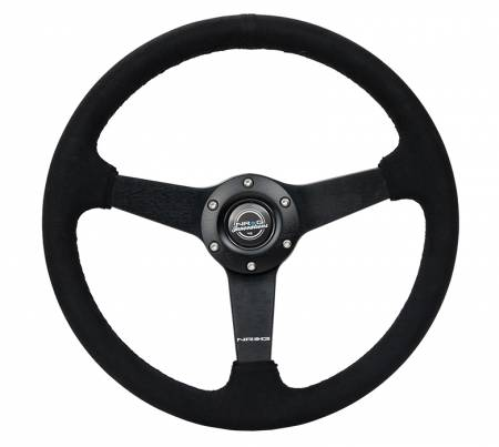 "NRG Innovations - NRG Innovations RST-037 1"" Deep Dish Steering Wheel (350mm)"