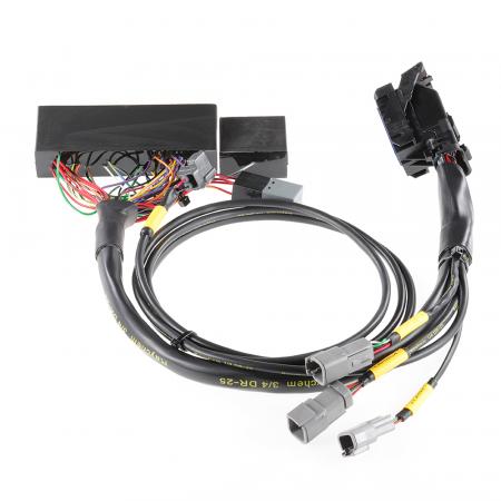 Boomslang - Boomslang AEM Infinity 506 Plug N Play Harness: Scion xA / xB 2006