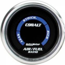 Scion xA Interior Parts - Scion xA Gauge - Autometer - Autometer Cobalt Series Air / Fuel Gauge