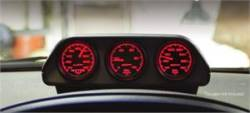 SCION INTERIOR PARTS - Scion Gauge Pod - Autometer - Autometer Direct Fit Dash Pod: Scion FR-S 2013 - 2016