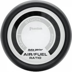 Scion Gauge - Air / Fuel - Autometer - Autometer Phantom Series Air / Fuel Gauge