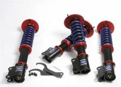 Scion FRS Suspension Parts - Scion FRS Coilovers - Buddy Club - Buddy Club Racing Spec Coilovers: Scion FR-S 2013 - 2016; Toyota 86 2017-2020; Subaru BRZ 2013-2020