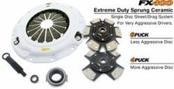 SCION TRANSMISSION PARTS - Scion Clutch Kit - Clutch Masters - Clutch Masters Stage 4 Clutch Kit (4-Puck): Scion tC / xB 2AZFE