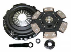 Scion xA Transmission Parts - Scion xA Clutch Kit - Competition Clutch - Competition Clutch Stage 4 Clutch Kit (Ceramic): Scion xA / xB 2004 - 2006
