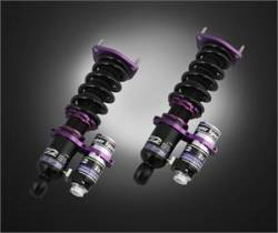SCION SUSPENSION PARTS - Scion Coilovers - D2 Racing - D2 Racing GT Coilovers: Scion FRS 2013 - 2016