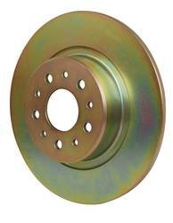 SCION BRAKE PARTS - Scion Brake Rotors - EBC - EBC UPR OE Rear Brake Rotors: Scion xB 2008 - 2015 (xB2)