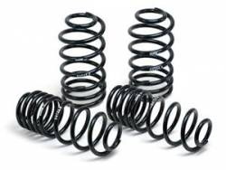 Scion tC Suspension Parts - Scion tC Lowering Springs - H&R - H&R Sport Lowering Springs: Scion tC 2005 - 2010