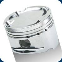 Scion tC Engine Performance Parts - Scion tC Engine Internals - JE Pistons - JE Pistons 2AZFE Piston Set: Scion tC / xB 2AZFE