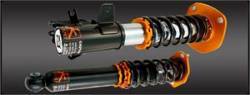 Scion xA Suspension Parts - Scion xA Coilovers - KSport - K Sport Rally Spec AR Coilovers: Scion xA 2004 - 2006