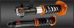 SCION xD PARTS - Scion xD Suspension Parts - KSport - K Sport Rally Spec AR Coilovers: Scion xD 2008 - 2014