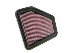SCION ENGINE PERFORMANCE - Scion Air Intake & Filter - K&N Engineering - K&N Air Filter: Scion xB 2008 - 2015 (xB2)
