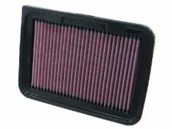 SCION ENGINE PERFORMANCE - Scion Air Intake & Filter - K&N Engineering - K&N Air Filter: Scion xD 2008 - 2014