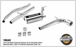 SCION ENGINE PERFORMANCE - Scion Exhaust System - Magnaflow - Magnaflow Exhaust System: Scion tC 2005 - 2010
