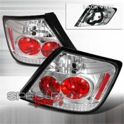 Spec D - Spec D Chrome JDM Tail Lights: Scion tC 2005 - 2010