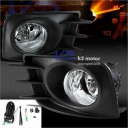SCION LIGHTING PARTS - Scion Fog Lights - Spec D - Spec D OEM Fog Lights: Scion tC 2011 - 2013 (tC2)