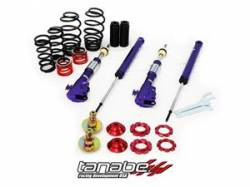 Scion xA Suspension Parts - Scion xA Coilovers - Tanabe - Tanabe Sustec Pro SO-C Coilovers: Scion xA 2004 - 2006