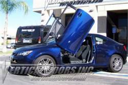 Scion tC2 Exterior Parts - Scion tC2 Vertical Doors - Vertical Doors - Vertical Doors: Scion tC 2011 - 2016 (tC2)