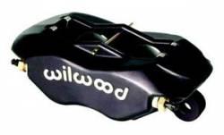 Scion tC Brake Parts - Scion tC Brake Kit - FastBrakes - Wilwood 4-Piston Caliper Front Brake Upgrade: Scion tC 2005 - 2010