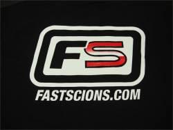 FastScions - FastScions Scion FR-S T-Shirt (Black - Short Sleeve) - Image 3