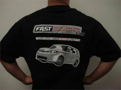 FastScions - FastScions Scion xB2 T-Shirt (Black - Short Sleeve) - Image 2