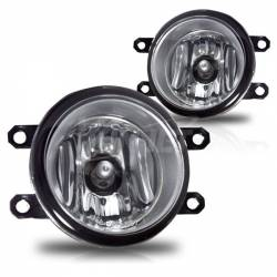 Scion iQ Lighting Parts - Scion iQ Fog Lights - Winjet - Winjet Fog Lights: Scion iQ 2012 - 2016
